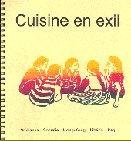 Livre Cuisine en exil
