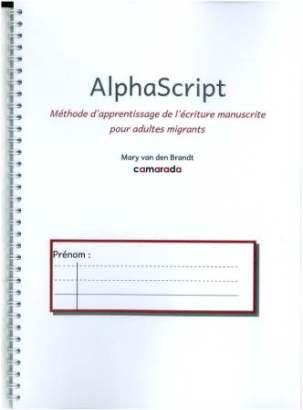 Livre Alphascript1