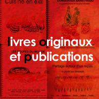 livres originaux et publications