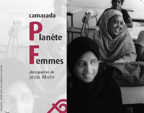 Livre Camarada Planète femmes - Jean Mohr